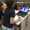 星見ヶ丘小学校で先生向けプログラミング研修会