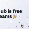 GitHubのコア機能を無料で利用できるようになりました - GitHubブログ