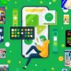 Springin'(スプリンギン)| プログラミング×絵×音で誰でもクリエイター